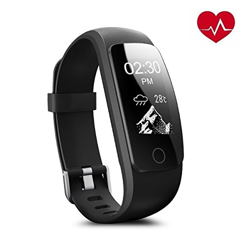 fitness tracker mpow bluetooth 4 0 smart fitness. Black Bedroom Furniture Sets. Home Design Ideas