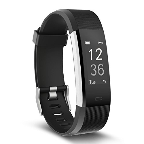 fitness tracker teamyo fitness armband mit. Black Bedroom Furniture Sets. Home Design Ideas