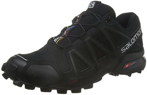 63dfc48df58c76 Salomon Herren Speedcross 4 Traillaufschuhe