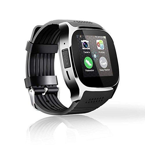 bluetooth smart watch mamyok smartwatch uhr intelligente. Black Bedroom Furniture Sets. Home Design Ideas