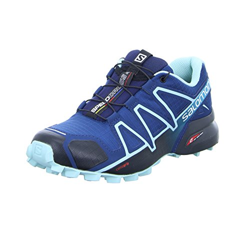 dd8f3a322f9f7 Salomon Damen Speedcross 4 Traillaufschuhe,